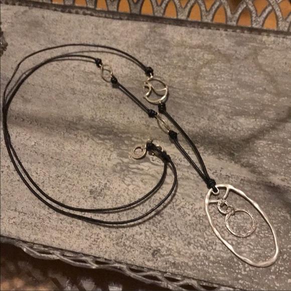 Silpada Jewelry - Boho Style Silpada Necklace!